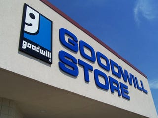 Illustration for article titled Shop Goodwill Brings the Thrift Store's Best Online