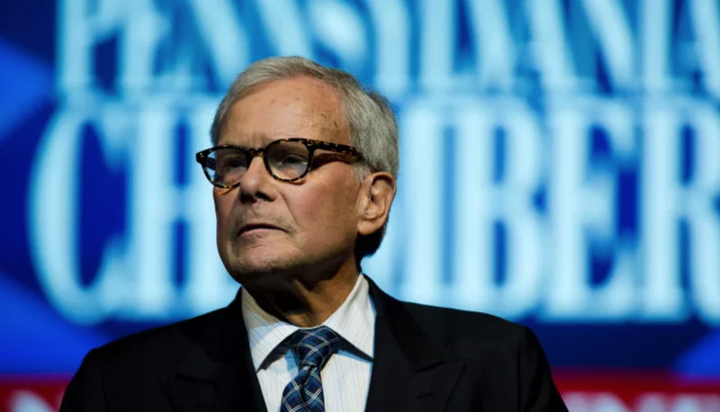 Illustration for article titled A Third Woman Has Accused Tom Brokaw of Sexual Misconduct