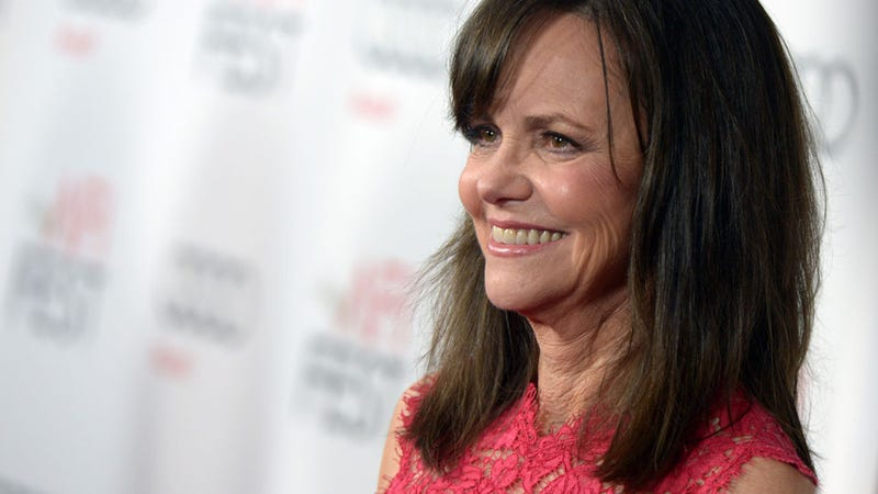 """Illustration for article titled Sally Field on Mary Lincoln's Relationship with Her Husband: 'She Was Always Haranguing on Him Like Women Do."""""""