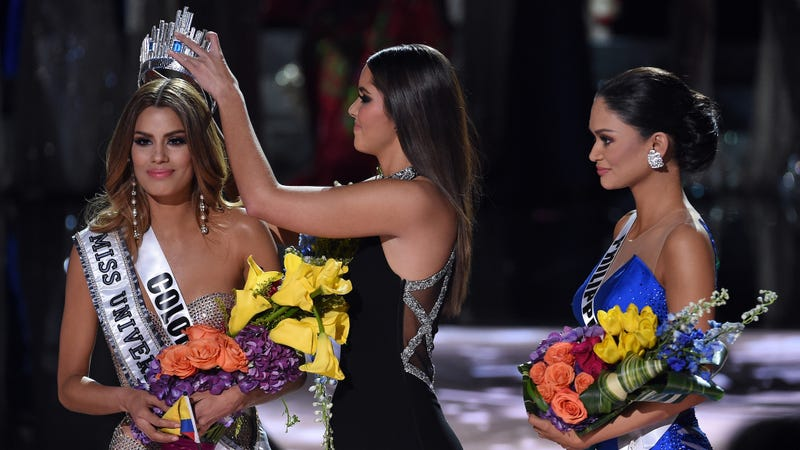 Illustration for article titled Miss Colombia Is Being Offered $1 Million to Do Porn