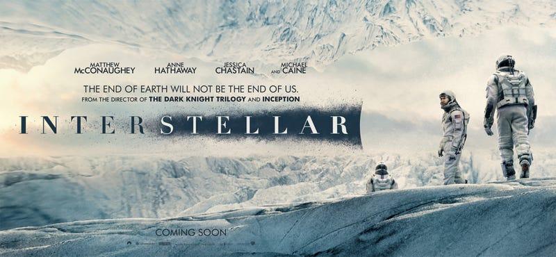 Illustration for article titled Interstellar