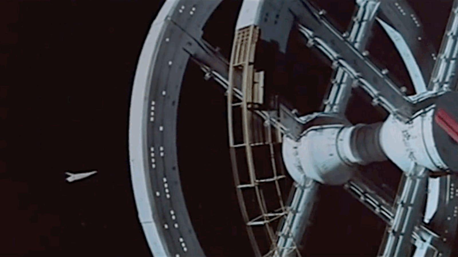 La ciencia detr s de la gravedad artificial que aparece en for Espejo q aparece en una pelicula