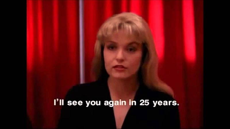 Illustration for article titled Twin Peaks starts filming next month, premiere date undetermined