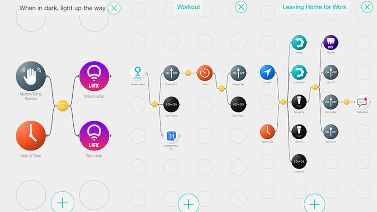 How to build a smart connected home with stringify buycottarizona Gallery