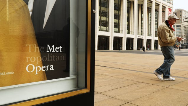 Furloughed Government Workers Can Get Free Tickets to The Met