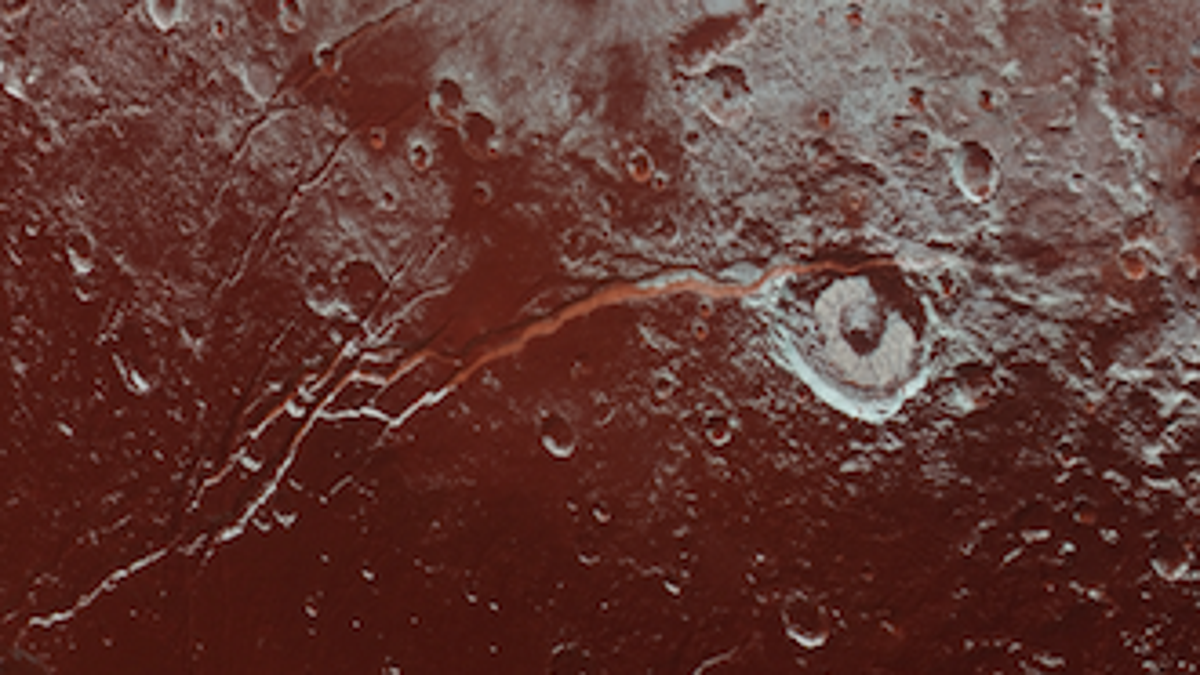 New, Insanely High-Resolution Pluto Images Include More