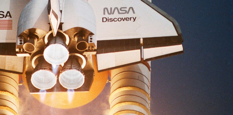"Illustration for article titled The Saga of NASA's Short-Lived ""Lost"" Logo"