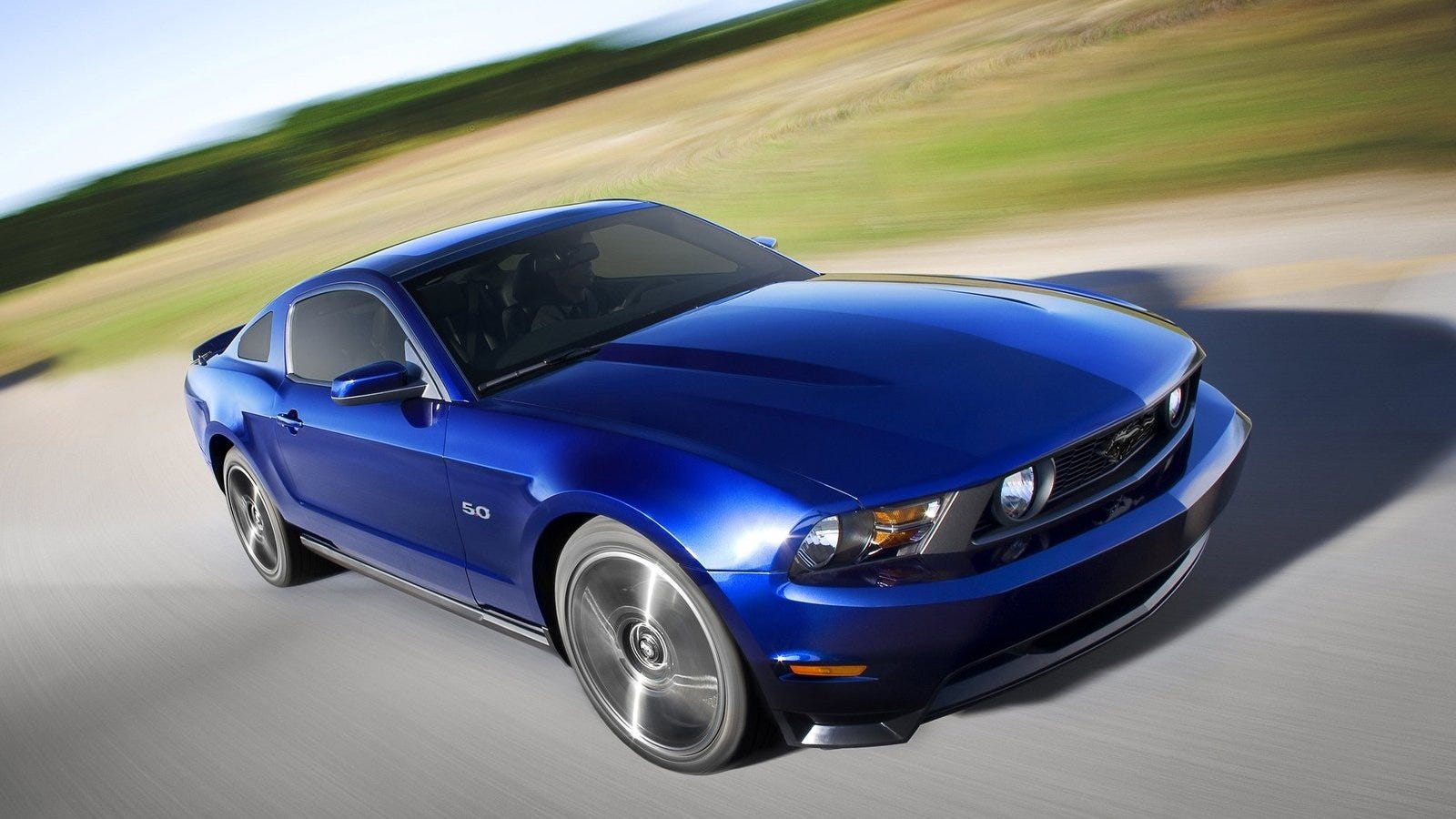 You can get a 412 horsepower 5 0 ford mustang for half the price of a new one
