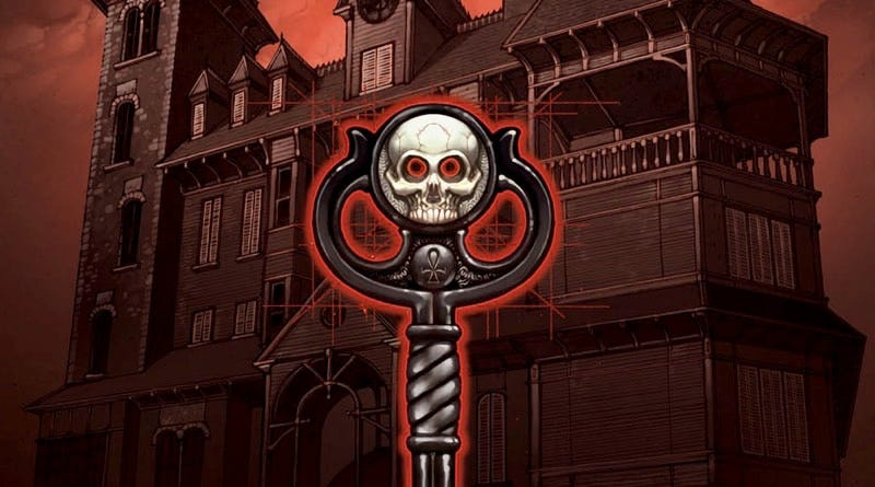 Doctor Strange's Scott Derrickson Directing Locke & Key TV Series