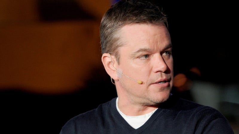 matt damon gets it wrong yet again