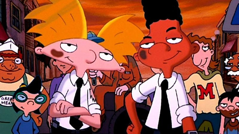Hey Arnold: The Movie
