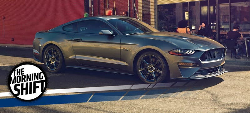 Why We Didnt Get The Ford Mustang At The Detroit Auto Show - Car show news