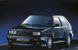 Illustration for article titled How Getting the VW Golf Rallye in the US died with Pan Am Flight 103