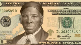 If a nonprofit gorup has its way, Harriet Tubman could become the new face of the $20 bill.CBS News screenshot