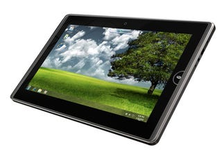 Illustration for article titled ASUS Eee Pad Is a Windows 7-Running Tablet
