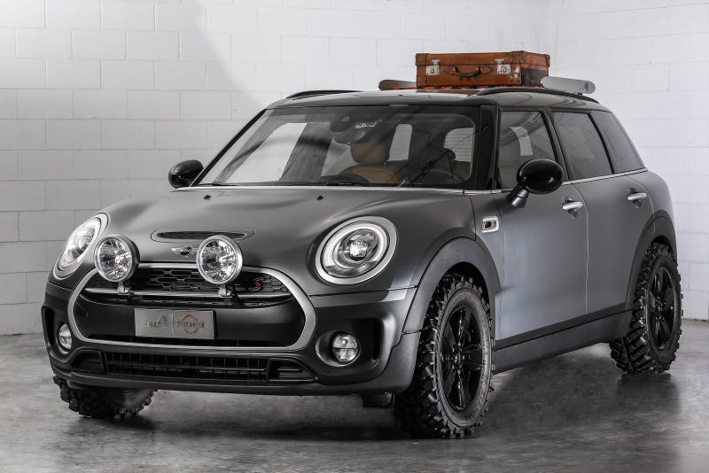 Since Americans Have Lost All Interest In Any Vehicle That Doesn T King Ranch Edition Its Name Mini Is Another Brand Isn Doing Too Hot