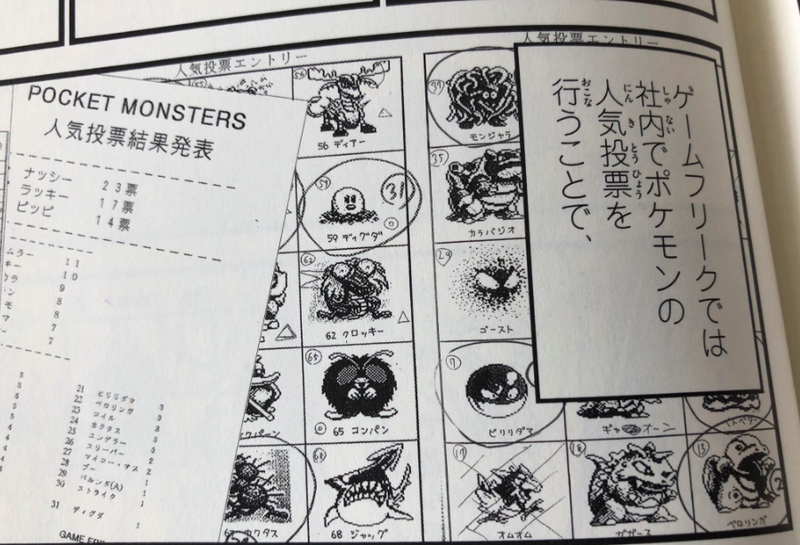 Illustration for article titled Pokémon Dev Shares Designs That Didn't Make It Into Original Games, Inspiring Fan Art