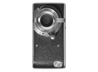 Illustration for article titled Match Your Leica-fied iPhone With a Retro Flip Camcorder
