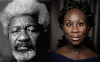 Wole Soyinka (Nigerian Entertainment Today); Esi Edugyan (Venturi + Karpa)