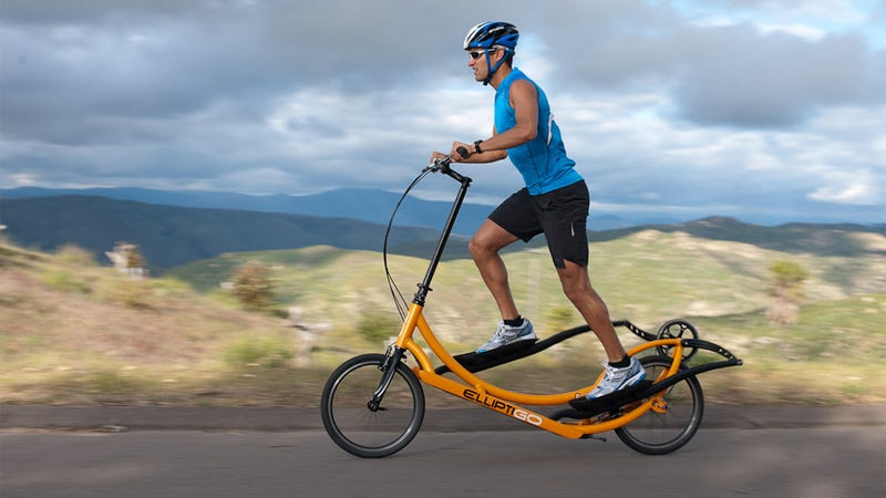 Elliptigo 3c For When You Can T Decide Between Cycling Or