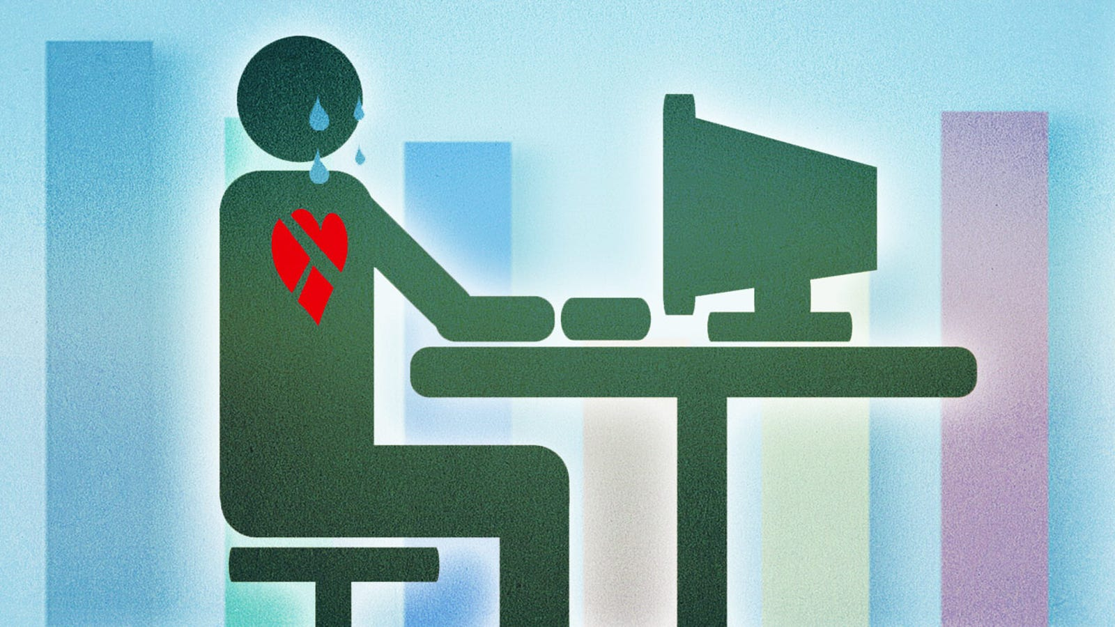 How to Stay Focused at Work While You're Going Through a Breakup