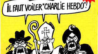"Illustration for article titled Insane responses to the French ""Charlie Hebdo"" attack"
