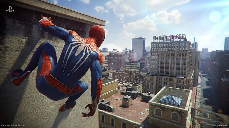 Marvel's Spider-Man [PS4]  | $20 | Amazon