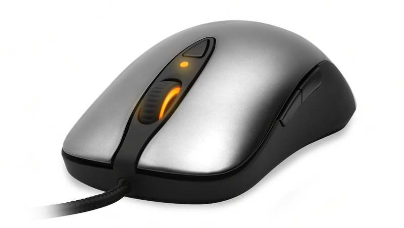 Illustration for article titled SteelSeries Sensei: A Gaming Mouse With a Braiiiinnnnn