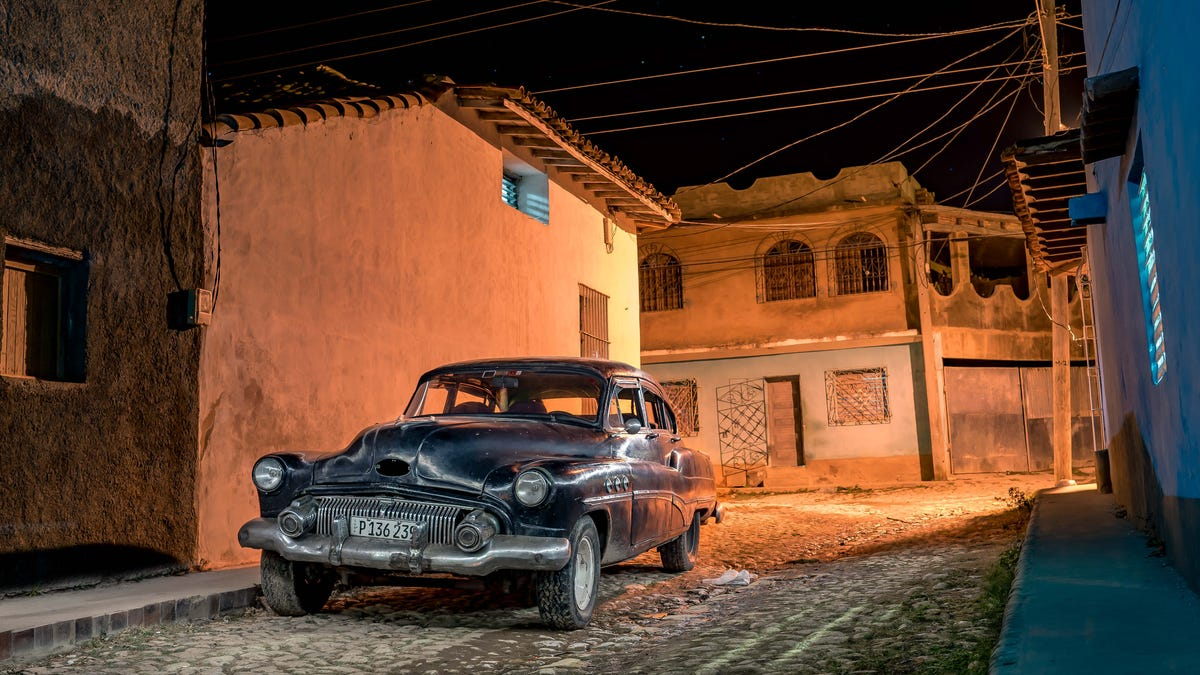 Here's What Cuba's Car Scene Looks Like In 2017