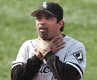 Illustration for article titled Pester Ozzie Guillen Enough On E-mail And He Will Respond Accordingly