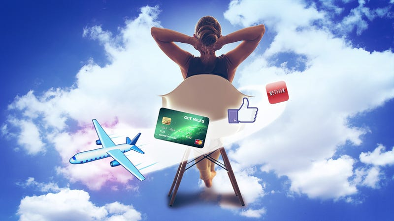 Illustration for article titled 10 Ways to Earn Frequent Flyer Miles Without Boarding a Flight