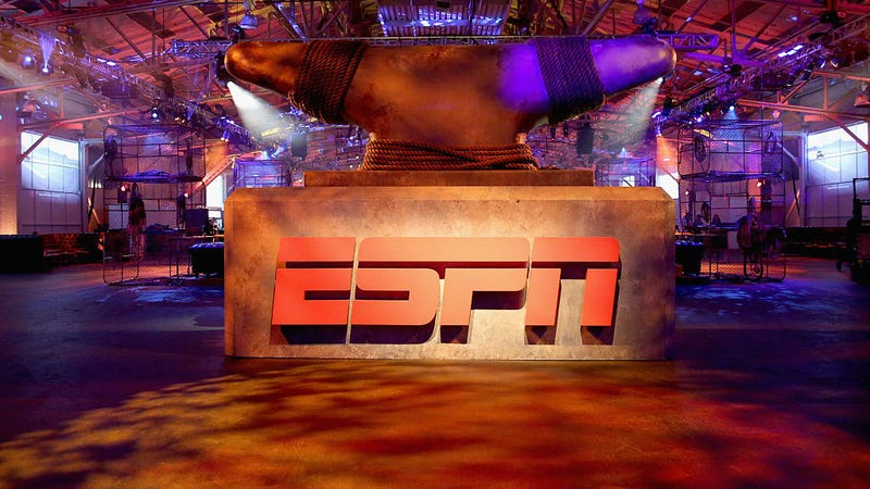 Illustration for article titled ESPN's new streaming service will touch down soon