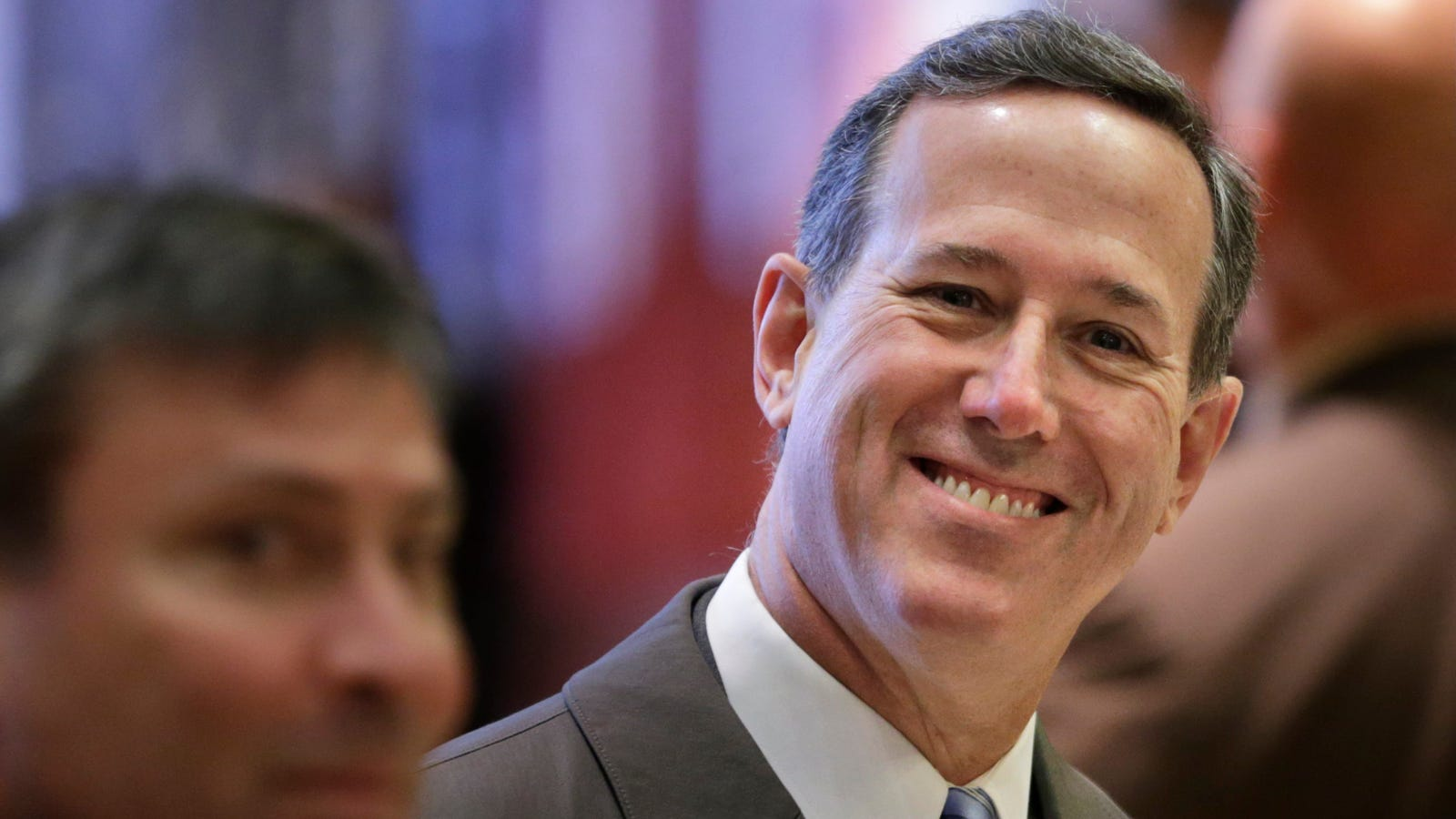 Rick Santorum Is a Cryptocurrency Guy Now, Apparently