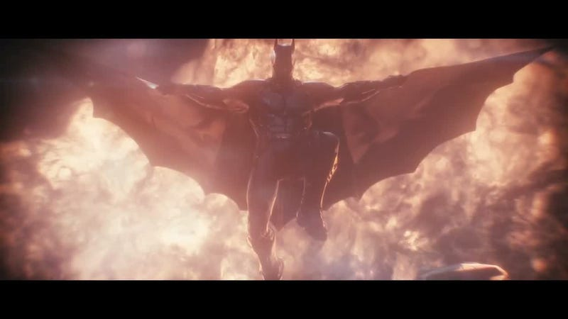 Illustration for article titled Batman: Arkham Knight Won't Have Multiplayer, Will Have Kevin Conroy