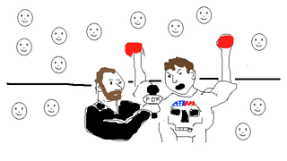 Illustration for article titled Chael Sonnen Continues To Confuse MMA With WWE