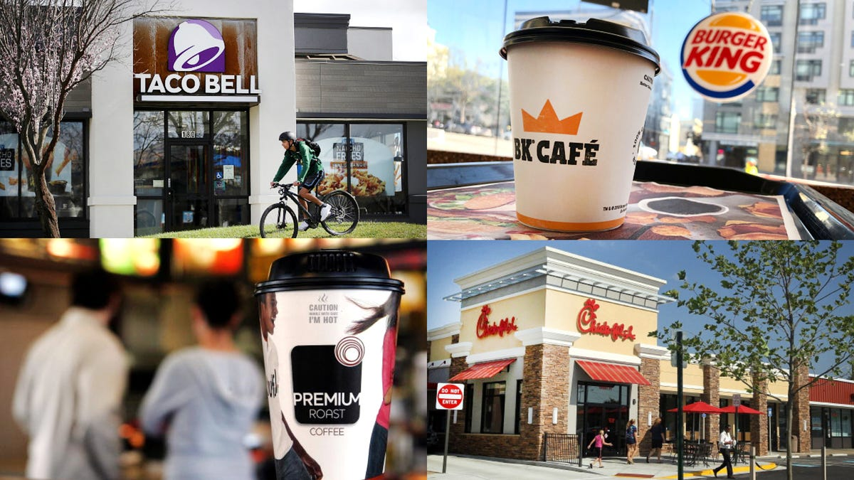 Which fast food chain serves up the best coffee? (2019 edition)