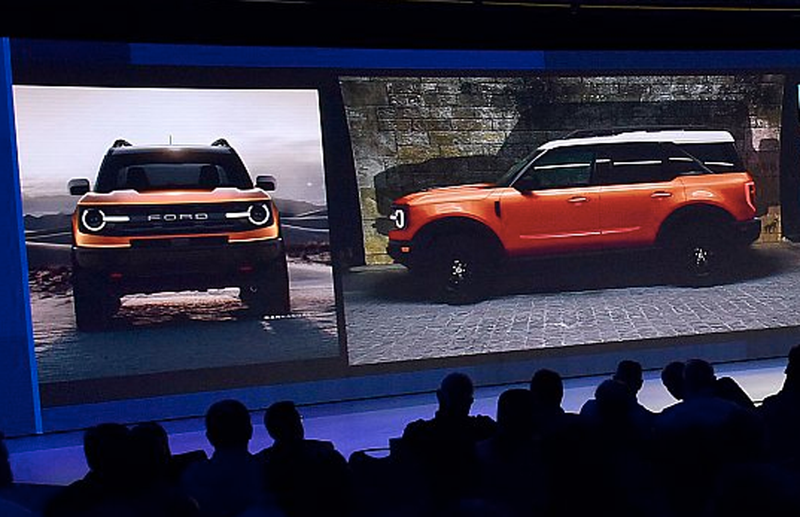 2020 Ford Baby Bronco: This Could Be It and It's Super ...