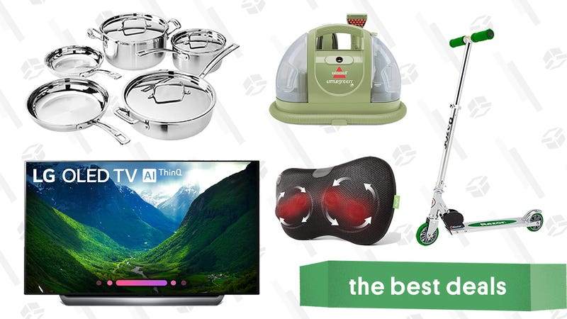 12647466f5 Illustration for article titled Tuesday's Best Deals: Black Friday OLED  Sale