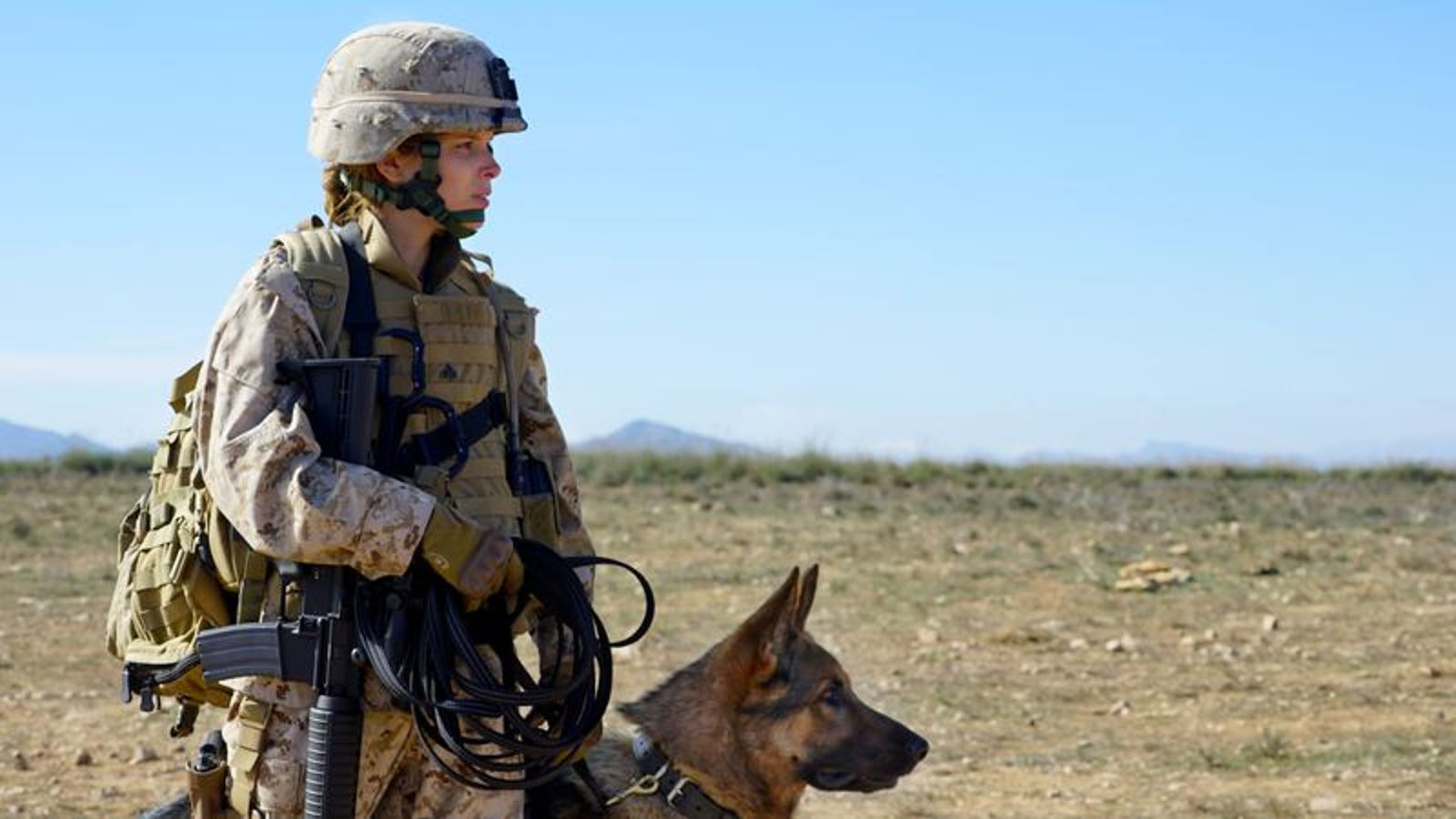 The Exceptionally Mild Megan Leavey Should Come With A Must Love