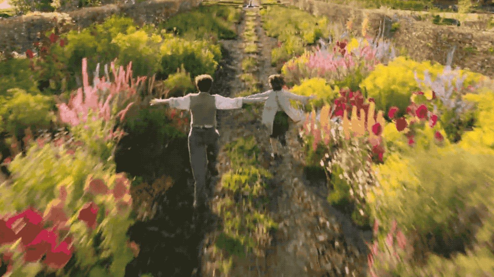 In The Secret Garden Debut Trailer, a Magical World Unfolds