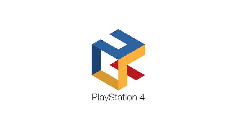 Illustration for article titled Here's Five Of The Best Attempts At Creating A PS4 Logo