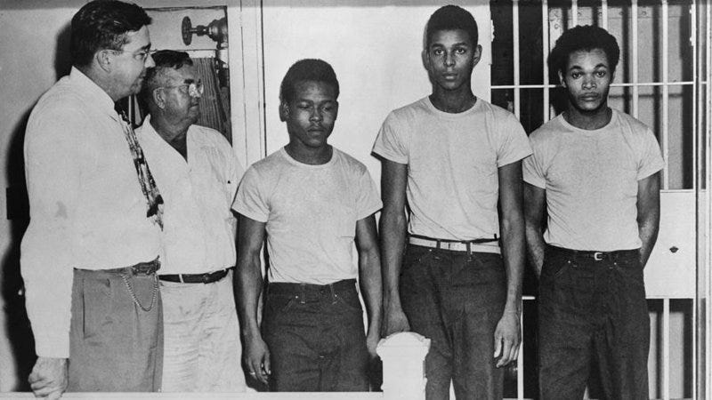 Groveland Four (Wikimedia Commons)