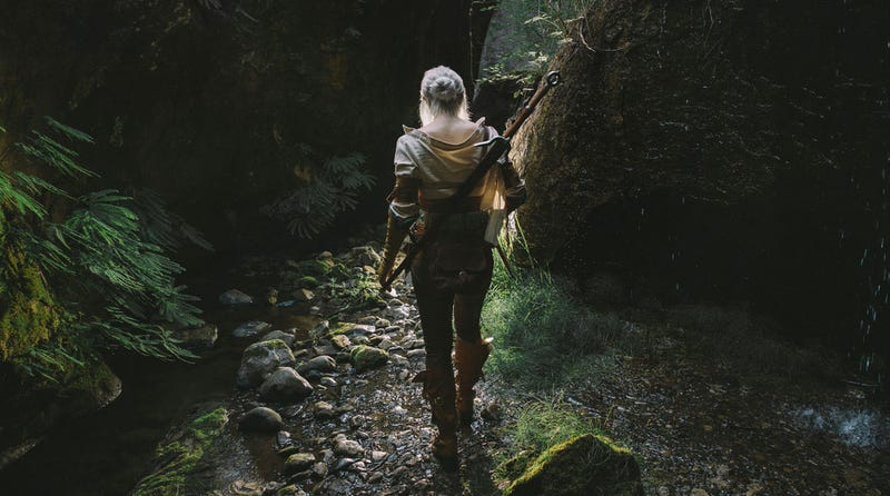 Illustration for article titled Terrific Ciri Cosplay Brings The Witcher 3 To Life