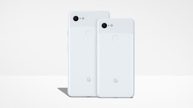 Illustration for article titled Save $300 on a Pixel 3 or Pixel 3 XL Through September 28