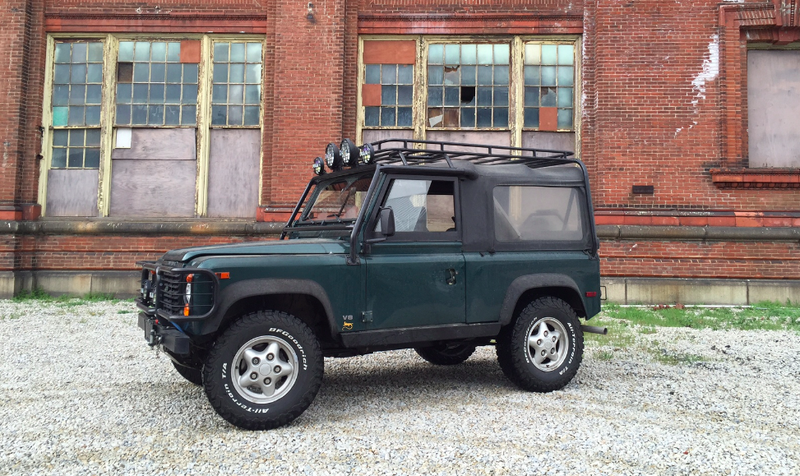Here's Why The Land Rover Defender Costs $70,000 Or More