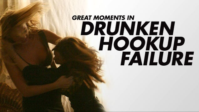 drunken hookup to relationship I am not the kind of girl looking for a relationship and i don't obsess about guys, but there is just this one drunken hook-up t actually find attractive when.