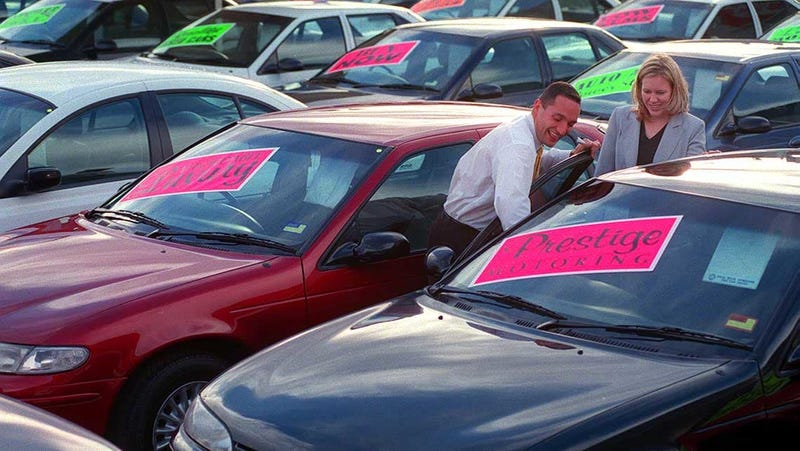 Illustration for article titled Car buying for dummies