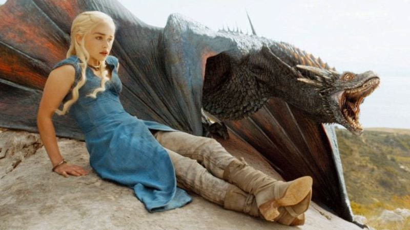 No, more big-ass than that (Photo: Game Of Thrones/HBO)