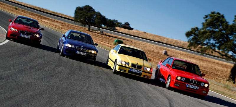 Illustration for article titled Picking The Best BMW M3 Is Harder Than You Think