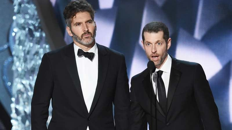 David Benioff and D.B. Weiss (Photo: Kevin Winter/Getty)
